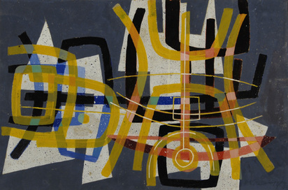 Leuppi Leo, Untitled, 1957