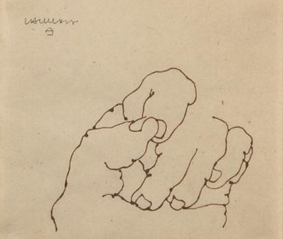 Chillida Eduardo, Hand, 1975