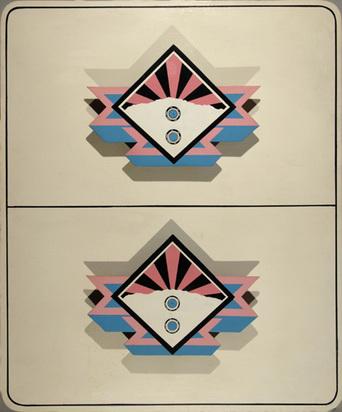 Lüthi Urs, Ohne Titel, 1967/68