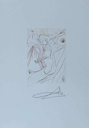 Dalí Salvador, Portfolio. Le Décaméron, 1972