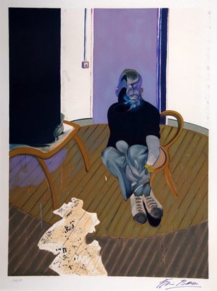 Bacon Francis, Study for Self-Portrait, 1973