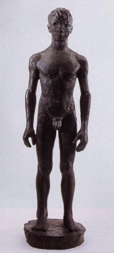 Geiser Karl, Knabenfigur
