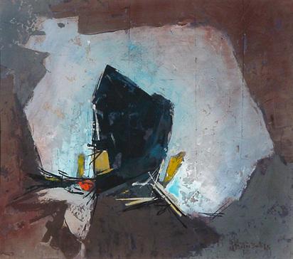 Bott Francis, Untitled, 1965