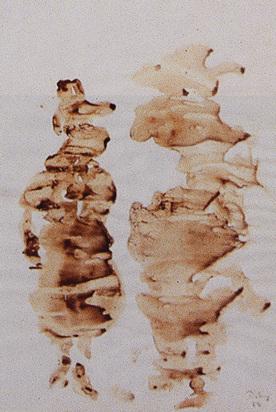Tobey Mark, Untitled, 1966