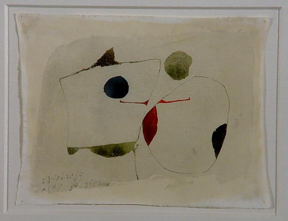 Bissier Jules, Untitled (23. Febr. 59), 1959
