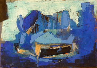 Bott Francis, Composition, 1963