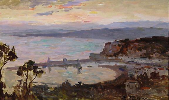 Petitjean Edmond, Port de Nice