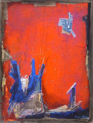 Bott Francis, Composition, 1965