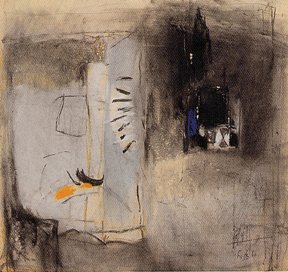 Falk Hans, Untitled, 1960