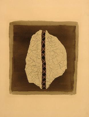 Santomaso Giuseppe, Untitled, 1977