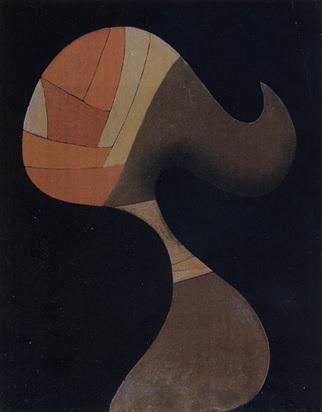 Seligmann Kurt, La turque, 1932