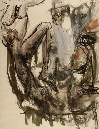 Disler Martin, Ohne Titel, 1986