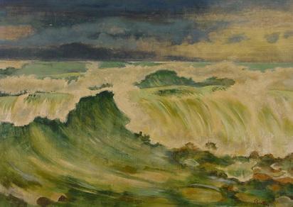 Sprotte Siegward, Woge, 1948