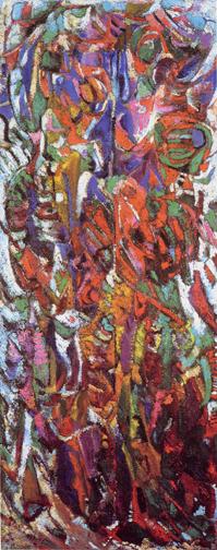 Lanskoy André, Composition, 1957