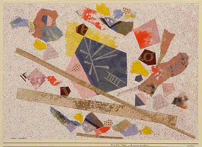"""Nebel Otto, Kb. 97: """"Zuversicht"""", 1966"""