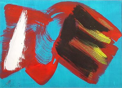 Schneider Gérard, Composition, 1972