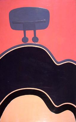 Bucher Carl, Landing 48, 1967
