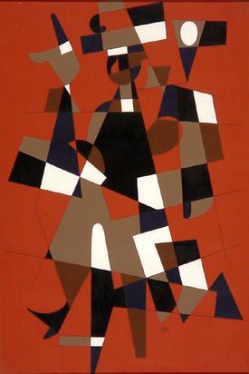 Merida Carlos, El chac coh, 1957