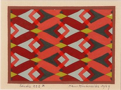 Hinterreiter Hans, Study 222 B, 1949