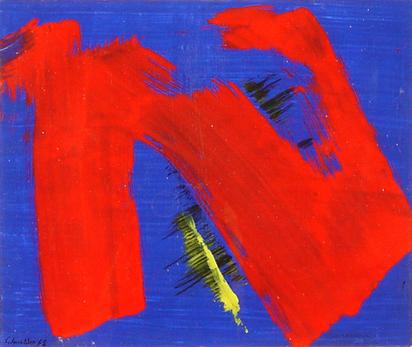 Schneider Gérard, Composition 12 Y, 1968