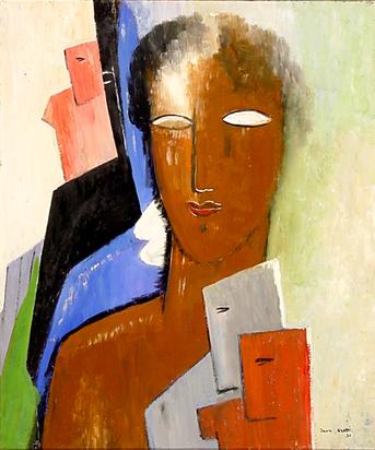 Crotti Jean, L'homme dans la foule, 1930