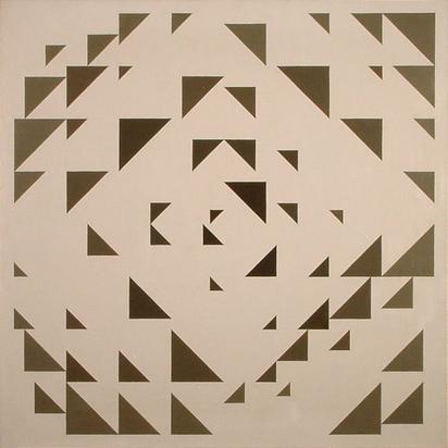 Loewensberg Verena, Composition No. 135, 1953