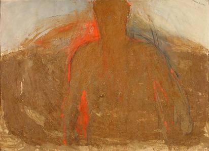 Iseli Rolf, Homme de terre, 1972