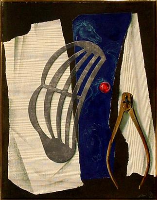 Erni Hans, Still Life, 1974