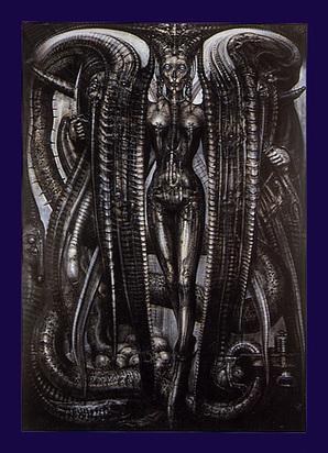 Giger Hansruedi, Lilith - Todesengel, 1976/77