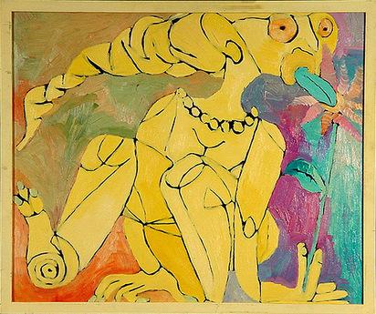 Schifferle Klaudia, Untitled, 1984
