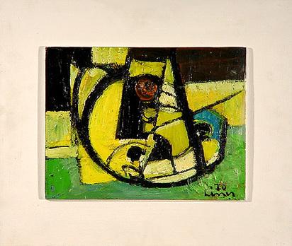 Liner Carl, Untitled, 1970