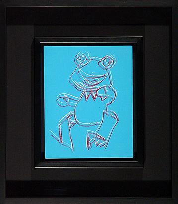 Warhol Andy, Frog, 1983