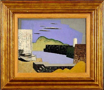 Marcoussis Louis, Paysage de Kerity, 1927