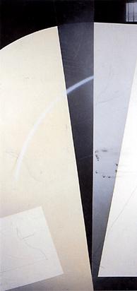 Cagnone Angelo, Per il vuoto, 1983/84