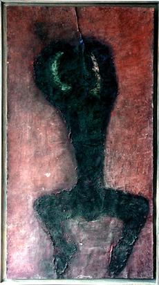 Haas Michel, La Danse, 1988