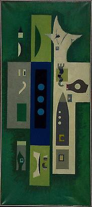 Jacob Ernst Emanuel, Unsere Landschaft, 1955