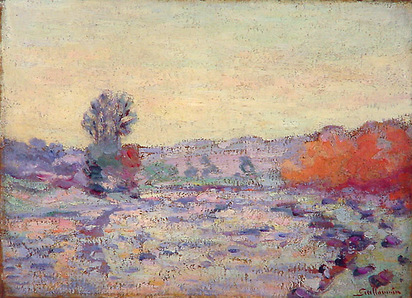 Guillaumin Armand, Paysage