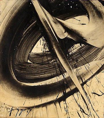 Giger Hansruedi, Ohne Titel, 1964