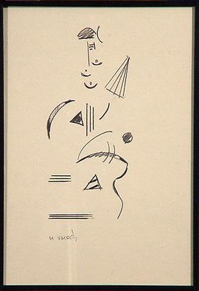 Valdes Manolo, Ohne Titel, 1927