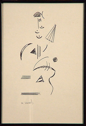 Valdes Manolo, Untitled, 1927
