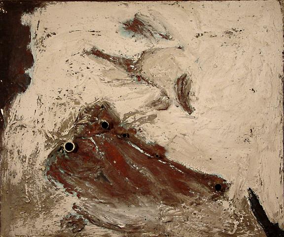 Bonalumi Agostino, Senza titolo, 1959