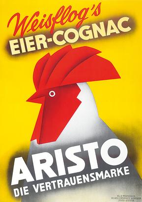 Aristo, Weisflog's Eier-Cognac