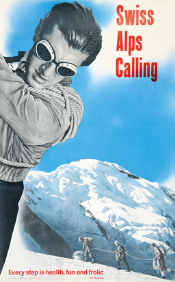 Swiss Alps Calling, Every step is health, fun and frolic