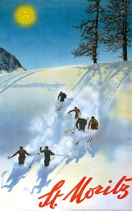 Herdeg Walter, St. Moritz