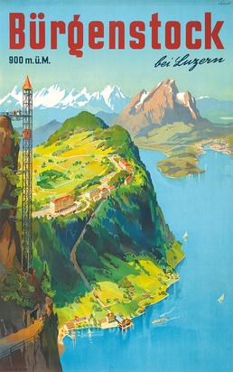 Bürgenstock bei Luzern