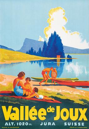 Vallée de Joux - Jura - Suisse