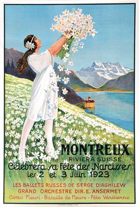 Montreux - Fête des Narcisses