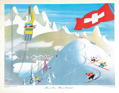 Hiver en Suisse - Winter in Switzerland