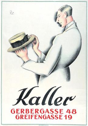 Kaller - Gerbergasse 48 - Greifengasse 19