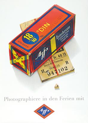 Photographiere in den Ferien mit Agfa